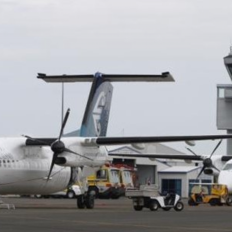 Hawke's Bay Airport achieves first step towards carbon neutral status