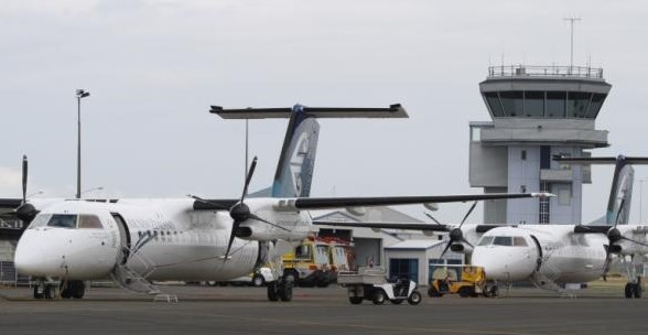 Hawke's Bay Airport restricts terminal access to travellers only