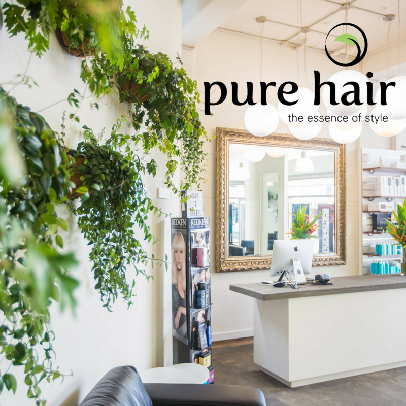Hawke's Bay App Competition -  $70 Pure Hair Voucher