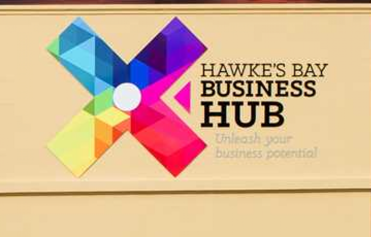 Hawke's Bay Business Hub Hastings open for business