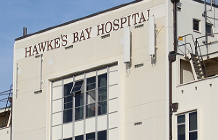 Hawke's Bay health officials call for more scanning and less people in ED ahead of busy weekend