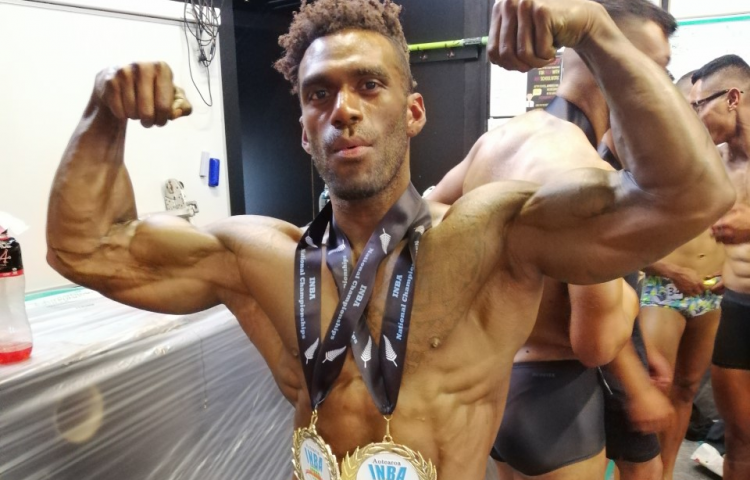 Hawke's Bay RSE worker wins national bodybuilding title