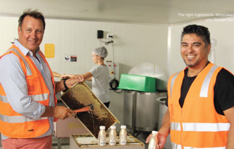 Hawke's Bay: the land of (combining) milk and honey