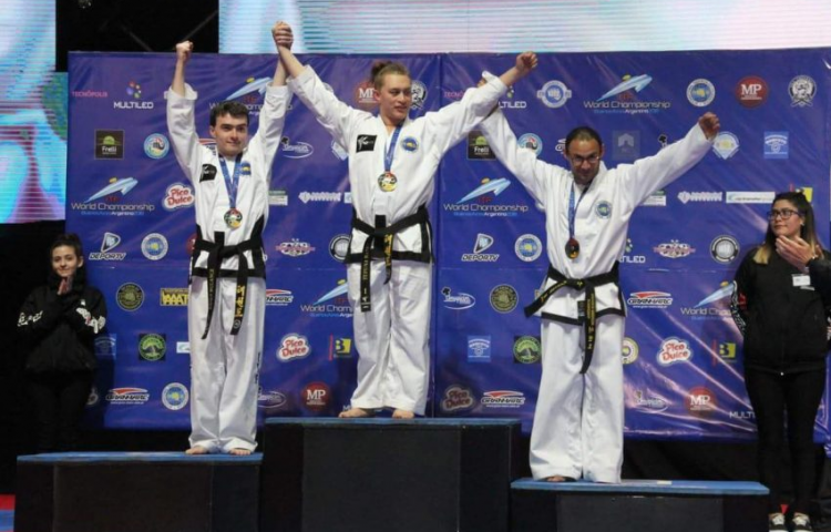 Hawke's Bay to host International Special Needs Taekwon-Do Games