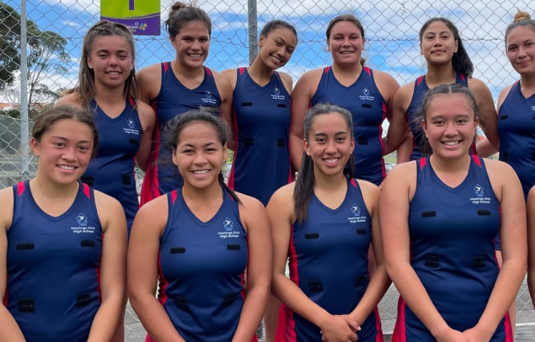 HGHS senior A netballers end 14-year drought