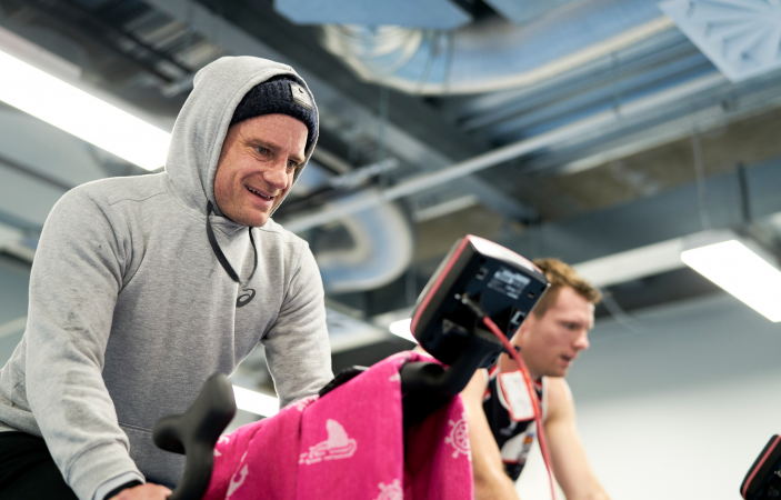 Hockey star prepares for Tokyo Olympics at EIT Institute of Sport and Health