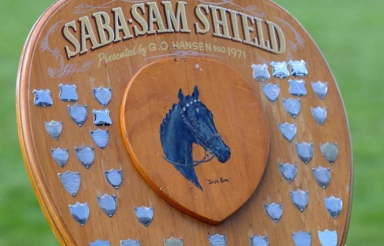 Horse of the Year: Saba Sam Shield won by Tasman West Coast