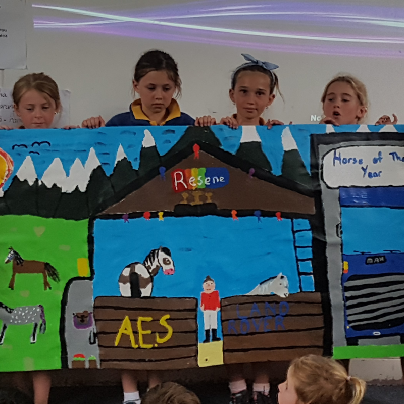 Horse of the Year's school art competition draws record numbers