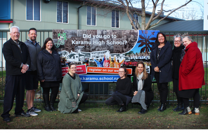 Karamu High School reconnects with former staff and students