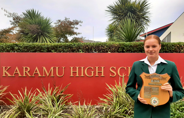 Karamu High School wins regional Race Unity Speech Awards third year in a row
