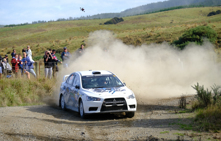 Kennedy Park Resort Rally Hawke's Bay brings New Zealand's top drivers to the region
