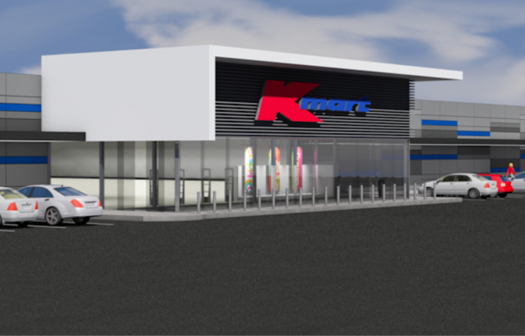 Kmart in Napier identified as a location of interest
