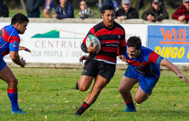 Magpies pivots to clash in feature club rugby game