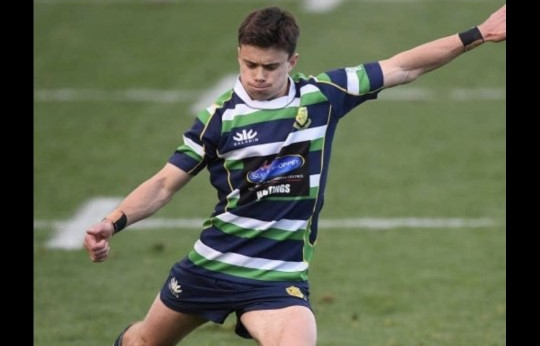 McLeod relishes ride behind dominant Hastings Rugby and Sports pack