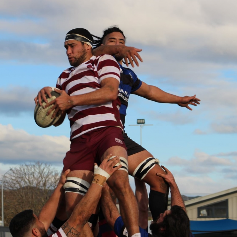 Memorable 50th for Hastings Rugby and Sports hooker