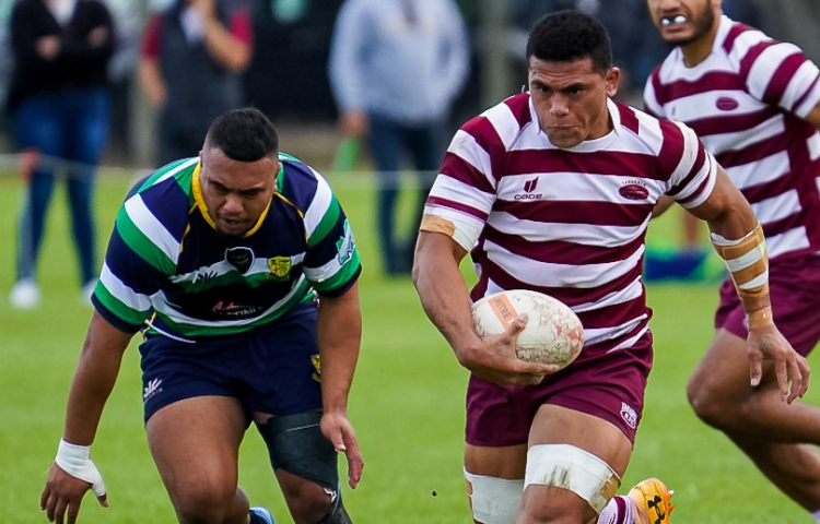 Mighty Maroons add Challenge Shield to trophy cabinet