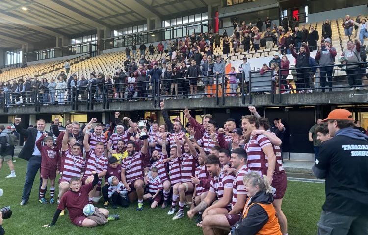 Mighty Maroons taste Maddison Trophy glory for first time since 2009