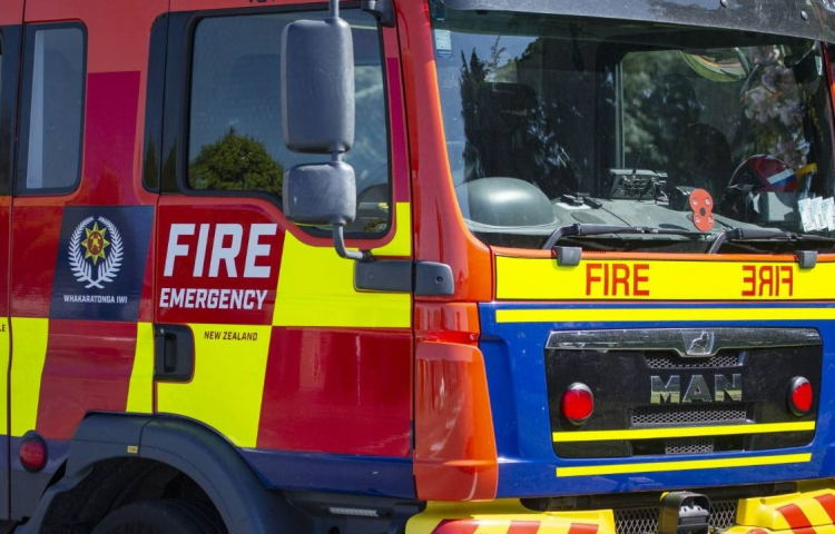 Modern technology aids response times for Hawke's Bay firefighters