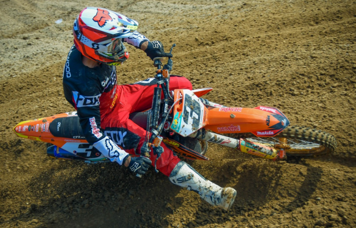 Motocross pecking order changes at Rotorua