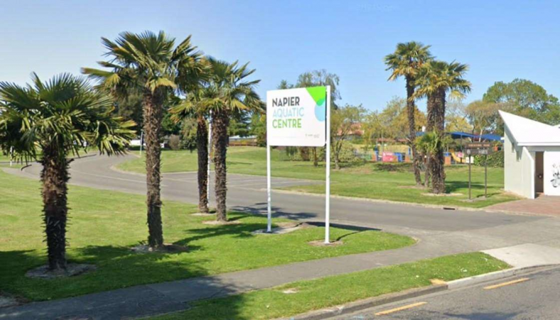 Napier Aquatic Centre brings in security following torrent of abuse