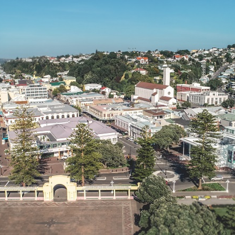 Napier City Council considers agreement with Government to access funding