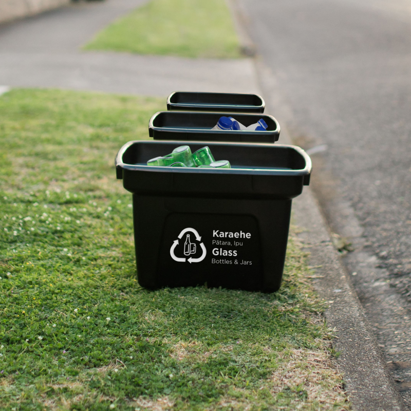 Napier City Council decides to charge for replacement recycling crates