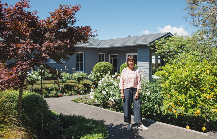 Napier gardeners with the green fingered touch: this competition's for you