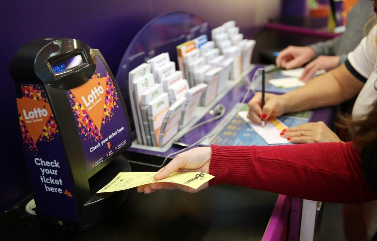 Napier Lotto player wins $1 million in last nights draw