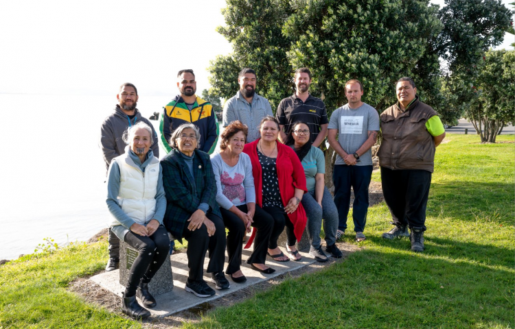 Napier port launches first marine cultural health programme of its kind in Aotearoa
