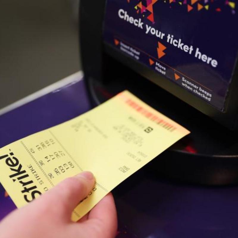 Napier ticket wins $400,000 in Lotto Strike