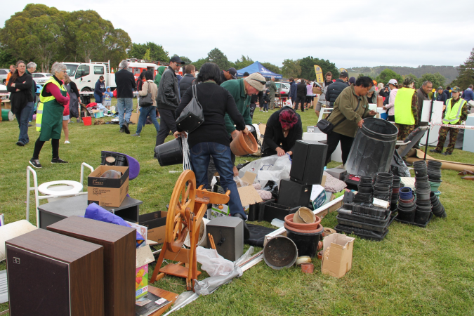 Napier's annual Recycling Day at Anderson Park coming up