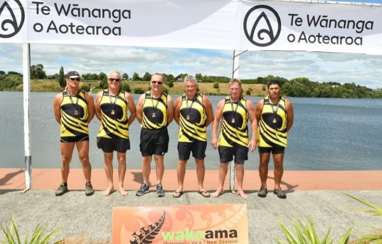 New Bay club among medal winners at nationals