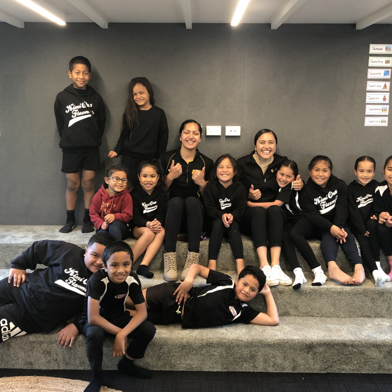 New 'mind-blowing' Kimi Ora school