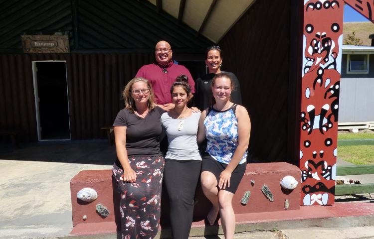 New roles to help restore the biodiversity of Te Māhia peninsula