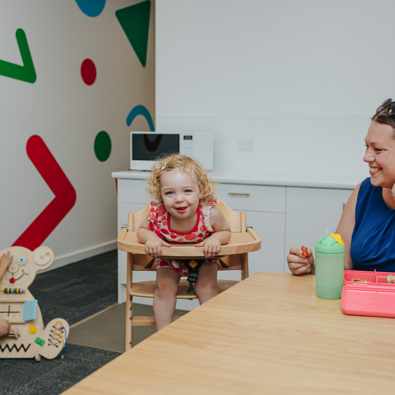 New space for parents and caregivers opens in Napier