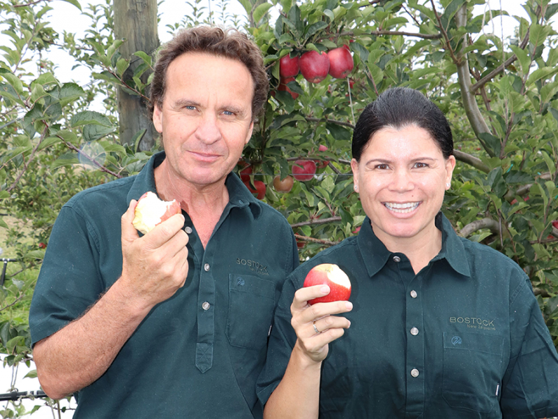 New Zealand's Newest Apple Variety is Dazzling Chinese Consumers