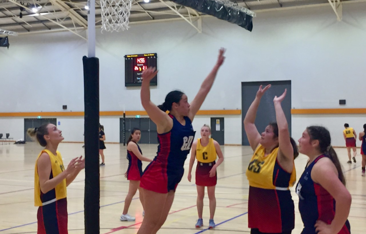 NGHS earn favourite's tag for netball final