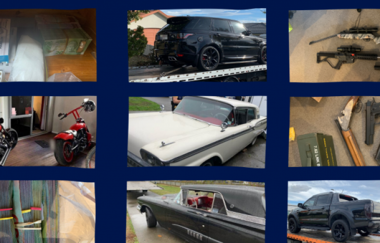 Operation Dusk: Hawke's Bay police arrest six and seize $2M in assets
