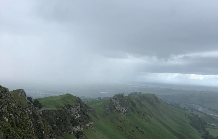 Paraglider in stable condition following incident on Te Mata Peak