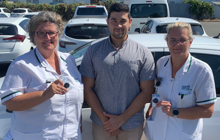 Personal safety alarms rolled out to Hawke's Bay DHB community-based workers