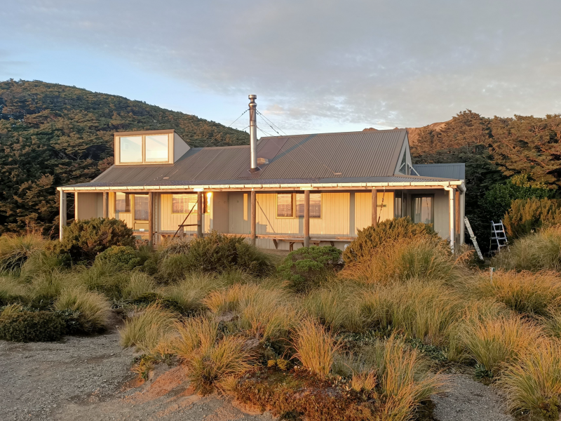 Popular Sunrise Hut revamped