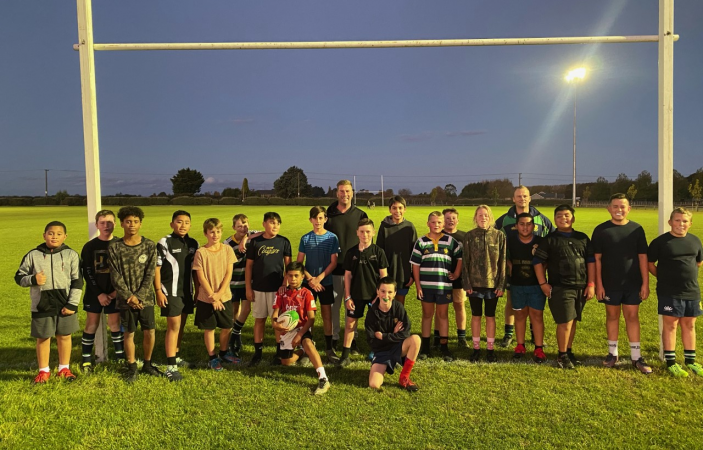 Pre-season rugby tourney for youngsters this weekend