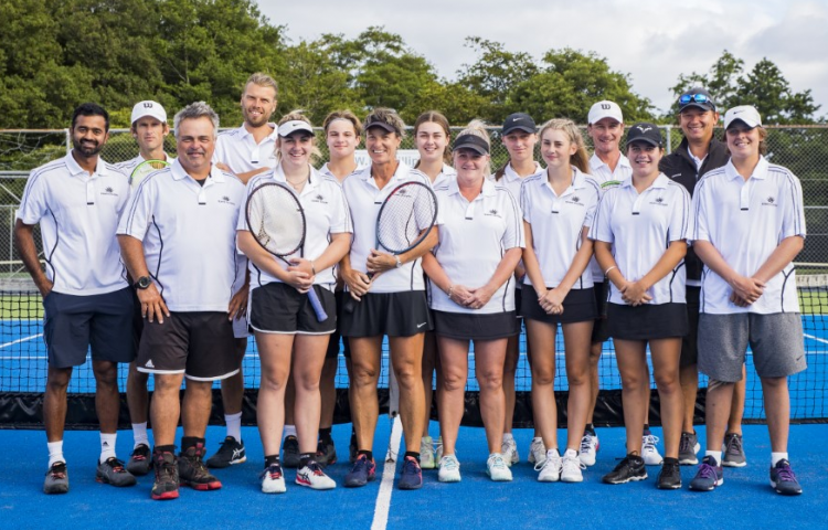 Rampant Tennis Eastern retain Christie Cup