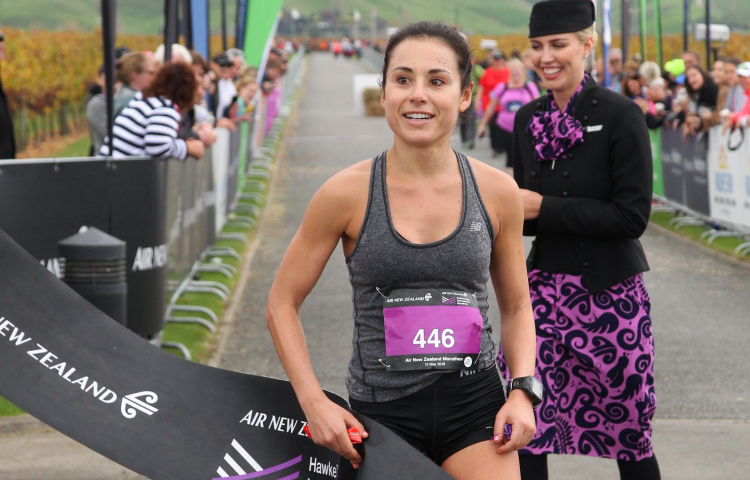 Record numbers sign up for Air NZ Hawke's Bay Marathon