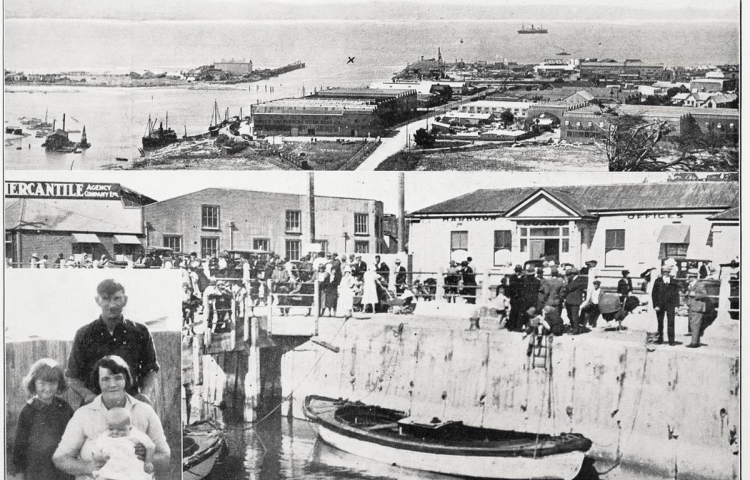 Recounting some of the Bay's rich history
