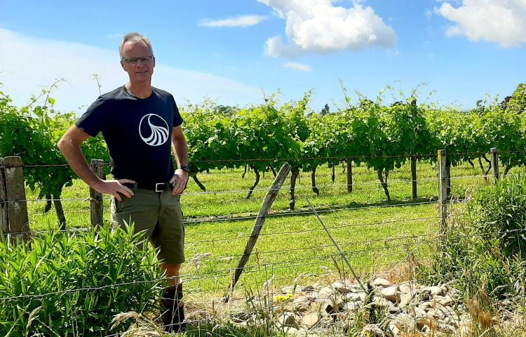 Rethinking the vineyard environment: Hawke's Bay winegrower implements biodiversity