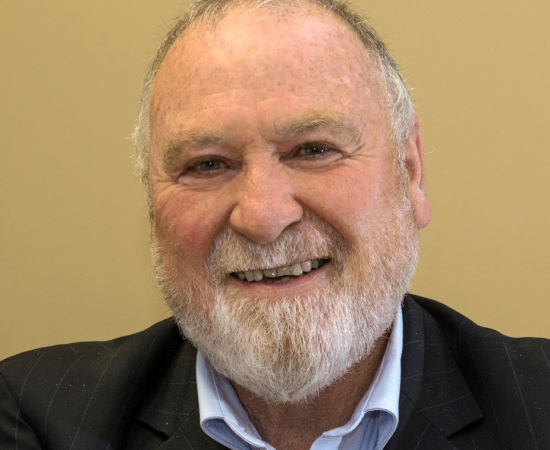 Rex Graham re-appointed chair of regional council
