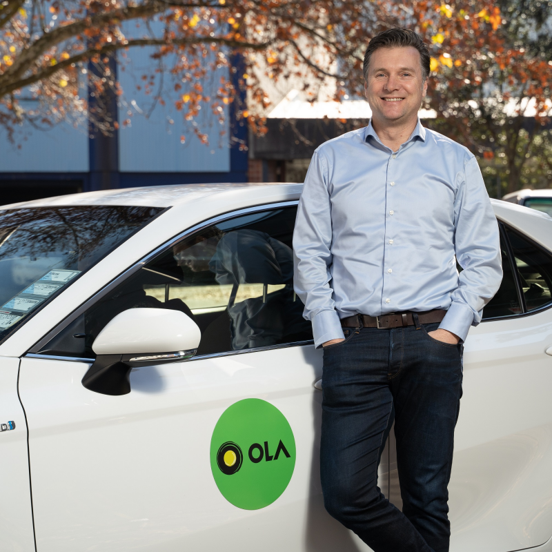 Rideshare app Ola expands into Hawke's Bay