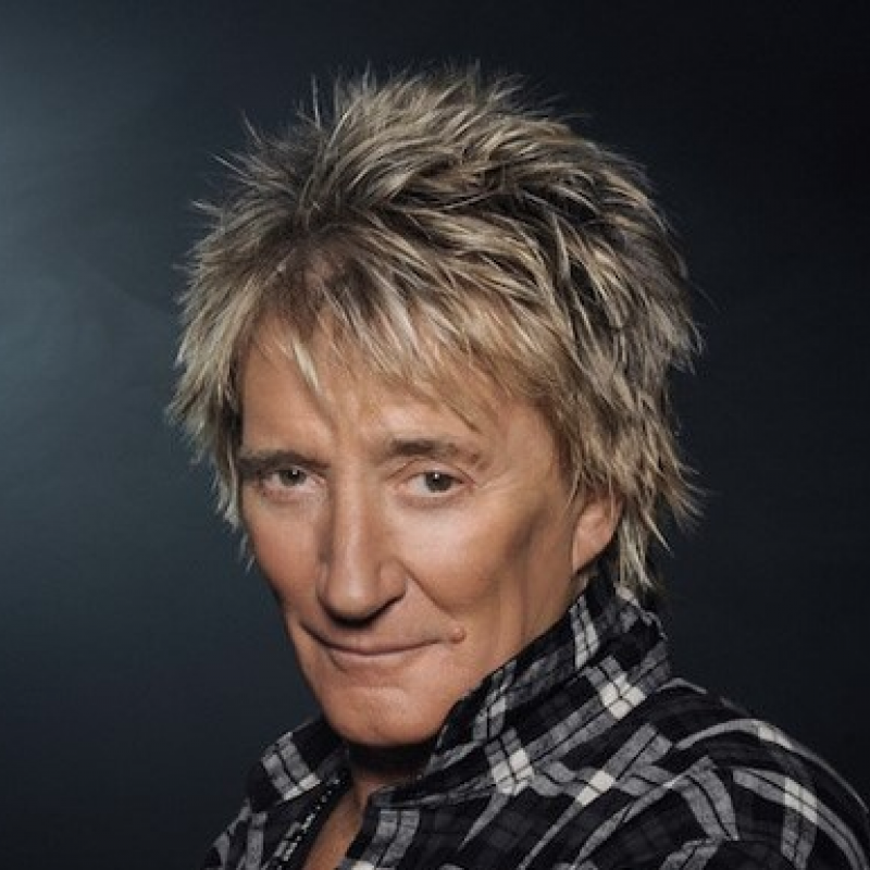 Rod Stewart to play a Mission Concert in November