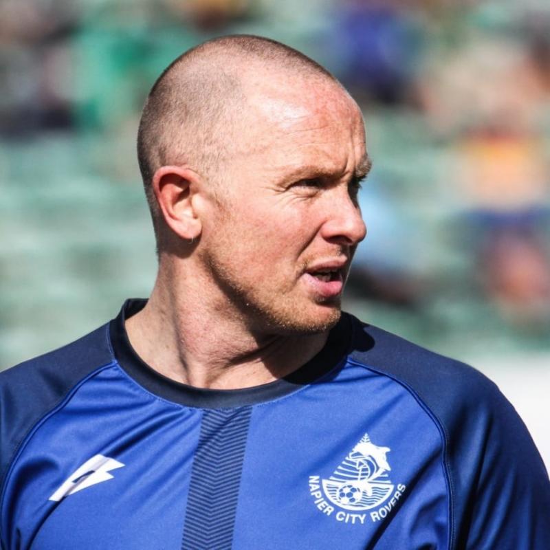 Rovers football player-coach clocks up 100
